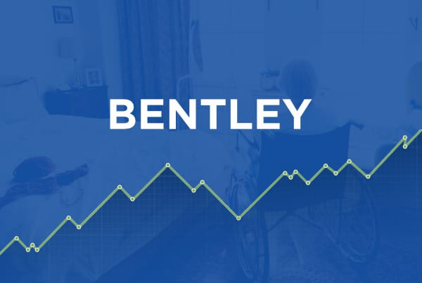 Bentley line graph image